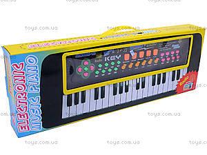 Орган с радио и микрофоном, SD986-B, купить