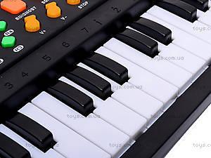 Орган с радио и микрофоном, SD986-B, цена
