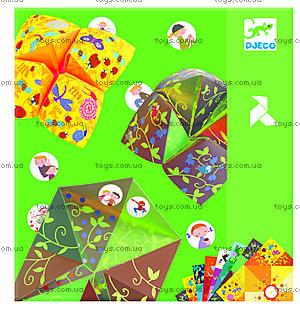 Оригами-гадалка «Птицы», DJ08764