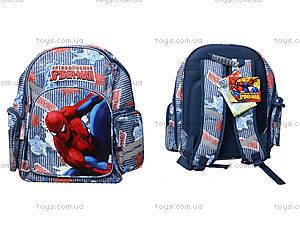 Ортопедический рюкзак Spider-man с EVA-спинкой, SMMC-11T-9621
