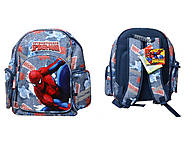 Ортопедический рюкзак Spider-man с EVA-спинкой, SMMC-11T-9621, купить
