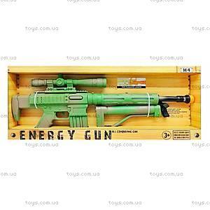Оружие музыкальное «M4» зеленое, M2225