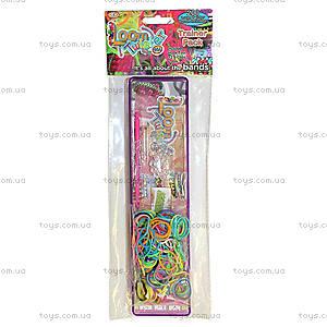 Оригинальный набор для плетения цветными резинками, SV11707, купить