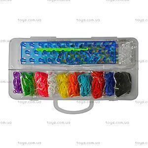Набор резинок для плетения браслетов, 2000 штук, SV11859, фото