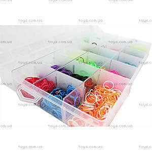 Набор для плетения резинками в чемоданчике, 5000 штук, SV11833, купить