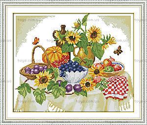 Осенний натюрморт, картина для творчества, J117