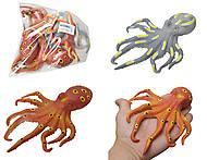 Игрушечный осьминог-тянучка, A124DB