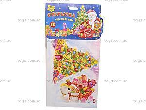 Открытка 3D «Новый год», HOK-001, купить