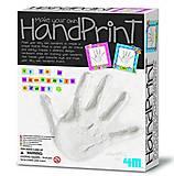 Отпечаток руки с рамочкой, 00-04556, купить