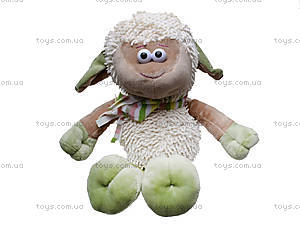 Плюшевая овечка «Фанки», К342В, фото