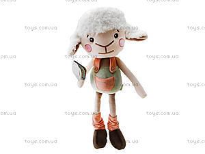 Плюшевая овечка «Лойд», К346А, отзывы