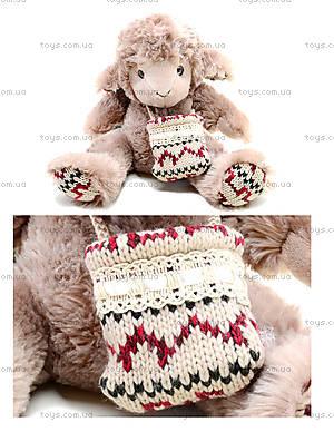 Мягкая овечка «Нелли», К341А