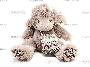 Мягкая овечка «Нелли», К341А, отзывы