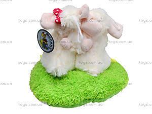 Плюшевые овечки с сердечком, 14037, купить