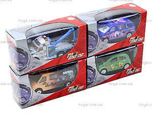 Инерционная машинка для игры, PT602, игрушки