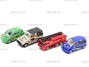Коллекционная машина с инерцией, PT601, игрушки