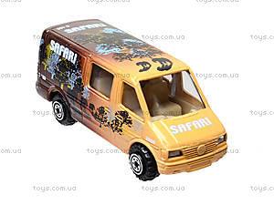 Набор игрушечных машин, 6 видов, PT2049, купить