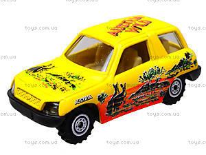 Набор игрушечных машин, 5 штук, PT2051, купить