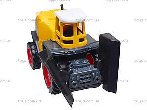 Набор машинок «Спецтехника», PT2071, игрушки