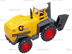 Набор машинок «Спецтехника», PT2071, детские игрушки