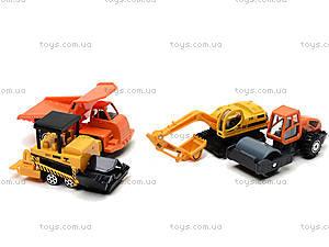 Игровой набор машин «Спецтехника», PT2072, магазин игрушек