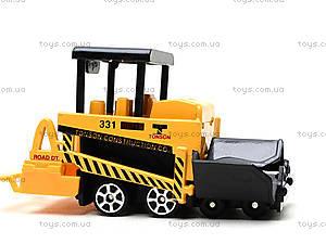 Игровой набор машин «Спецтехника», PT2072, toys.com.ua