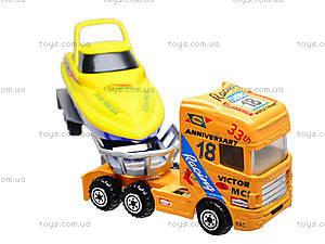 Набор игрушечных трейлеров-тягачей, PT2002, купить