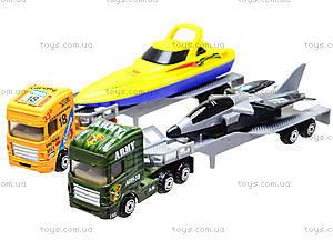 Набор игрушечных трейлеров-тягачей, PT2002, магазин игрушек