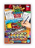 Painter kids - раскраска, PKN-01-09