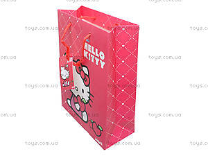 Пакет бумажный Hello Kitty, HK14-265K, фото