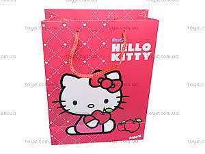 Пакет бумажный Hello Kitty, HK14-265K