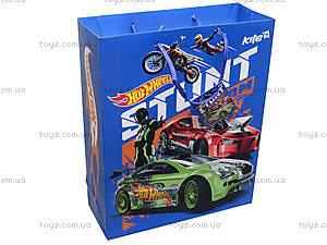 Пакет подарочный Hot Wheels, HW14-265K, фото