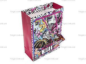 Бумажный пакет Monster High, MH14-265K, фото