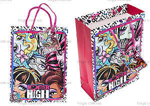 Бумажный пакет Monster High, MH14-265K