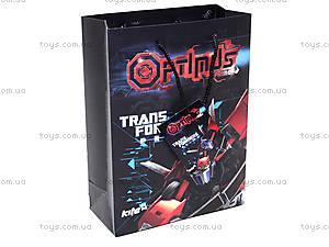 Пакет бумажный подарочный Transformers, TF14-265K, купить
