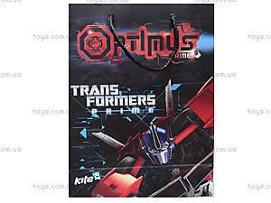 Пакет бумажный подарочный Transformers, TF14-265K, игрушки