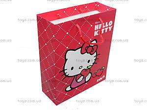Пакет подарочный Hello Kitty,
