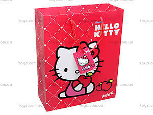 Пакет подарочный Hello Kitty, , отзывы
