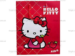 Пакет бумажный подарочный Hello Kitty, HK14-266K