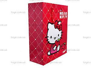 Пакет бумажный подарочный Hello Kitty, HK14-266K, фото