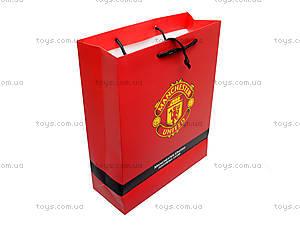 Подарочный пакет Manchester, MU14-266K, фото