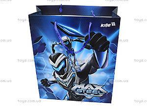 Пакет подарочный Max Steel, бумажный, MX14-266K, купить