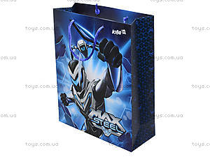 Пакет подарочный Max Steel, бумажный, MX14-266K, фото