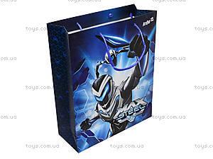 Пакет подарочный Max Steel, бумажный, MX14-266K