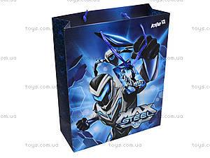 Пакет подарочный Max Steel, бумажный, MX14-266K, отзывы