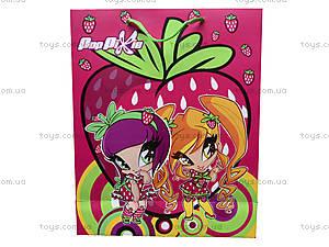 Пакет подарочный для девочки, PP14-266K, отзывы