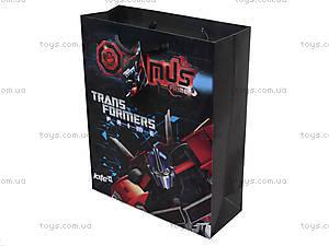 Пакет бумажный Transformers, , фото
