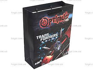 Пакет бумажный Transformers,