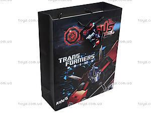Пакет бумажный Transformers, , отзывы