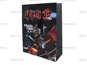 Пакет бумажный с ручками Transformers, TF14-266K, купить